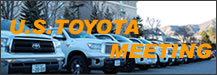U.STOYOTA MEETING